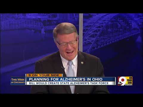 This Week In Cincinnati: Ohio Alzheimer's Bill