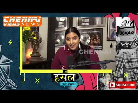 Nikhil Chinapa and Raja Kumari hold the Baton High for Gender Neutral Music at MTV Hustle From Home