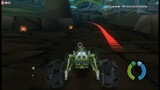 Hot Wheels Battle Force 5 / Nintendo Wii Race Games / Gameplay Video #6 FHD