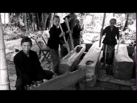 Musik Lesung   Desa Kemiren, Suku Osing