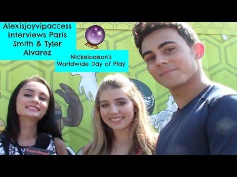 Every Witch Way's Paris Smith And Tyler Alvarez   Alexisjoyvipaccess  Nickelodeon WWDOP