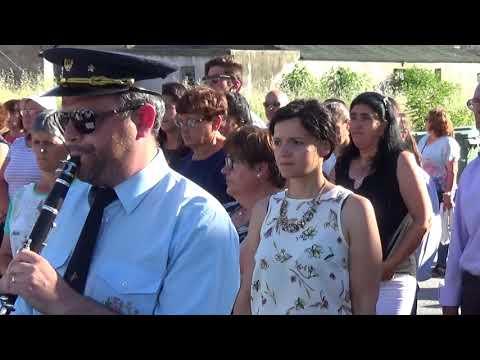 Carvalhal, 29 Julho 2018. Banda Filarmónica Felgar. - Maestro Carlos Costa