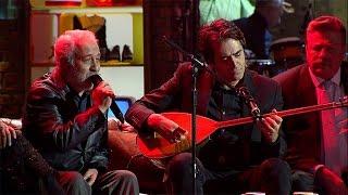 Beyaz Show - Ali Sürmeli Türkü söyledi, Mahsun Kırmızıgül sazı ile eşlik etti!