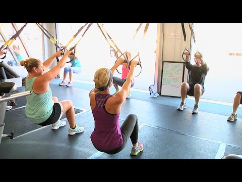 Picture Of 30 Minute TRX Workouts Classes