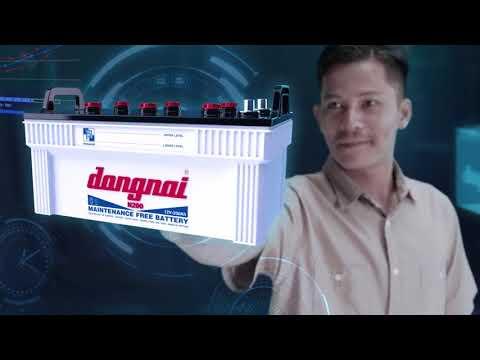 Giới thiệu công ty ắc quy Đồng Nai (Pinaco)