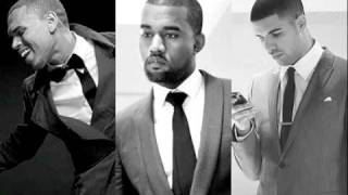 Chris Brown feat. Drake, T.I., Kanye West, Fabolous & Andre 3000 - Dueces (REMIX) *Official HQ*