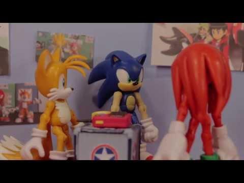 Sonic Zeroes Stop Motion: Episode 1