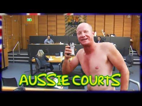 AUSSIE COURTS