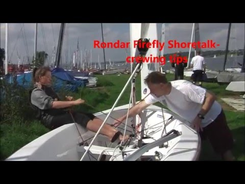 Firefly Sailing Shoretalk Series - crewing explained