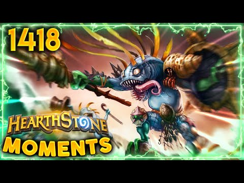The MOST KILLER BATTLEGROUNDS BUILD! | Hearthstone Daily Moments Ep.1418