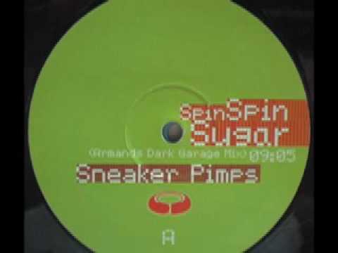 SPEED GARAGE - SNEAKER PIMPS - SPIN SPIN SUGAR [REMIXES] - (Armand's Dark Garage Mix)
