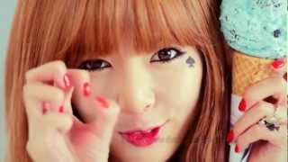 Download HYUNA 泫雅 - ICE CREAM (中字MV) MP3 song and Music Video