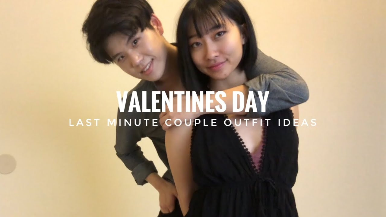 Valentine's Day Matching Couple Outfit Ideas | Lookbook #korean #valentinesdayoutfits #2019
