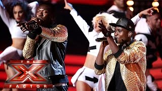 Video Have Reggie 'N' Bollie locked in their place in the Final? | Semi-Final | The X Factor 2015 download MP3, 3GP, MP4, WEBM, AVI, FLV Oktober 2017