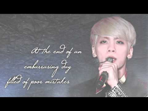 Jonghyun - (하루의 끝) The End Of A Day {Eng Sub}