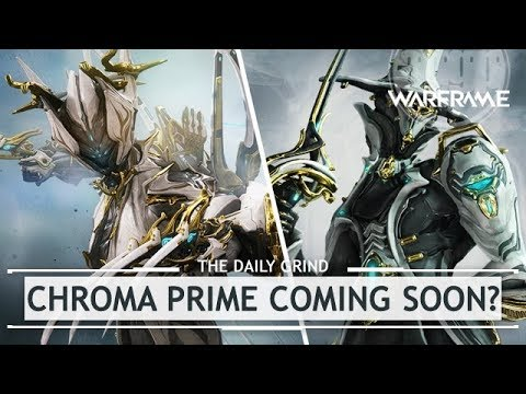 Warframe: Limbo Prime Access Ending & Chroma Prime Access Soon?  [thedailygrind]
