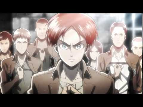 attack on titan opening english dub