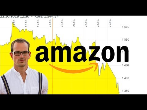 -22% Ist die Amazon Aktie jetzt kaufenswert?