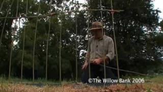 Making Living Willow Sculptures - Weaving The Weavers