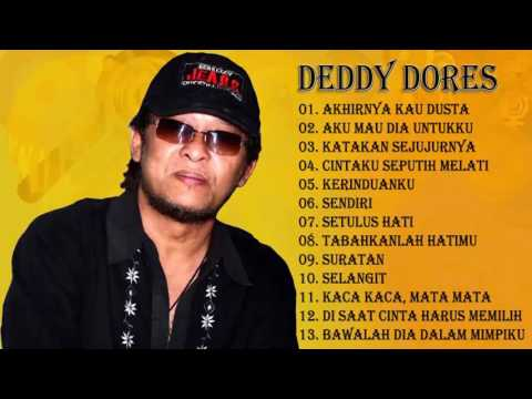 Lagu Pilihan Terbaik Deddy Dores [ Full Album ] DEDDY DORES - Populer Tahun 80an - 90an