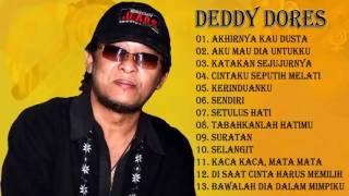 Top Hits -  Lagu Pilihan Terbaik Deddy Dores Full