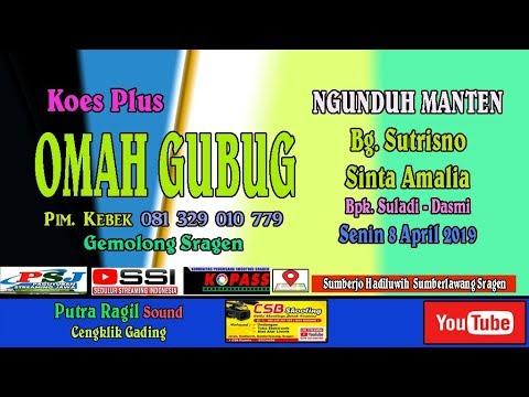 Live Streaming Koes Plus OMAH GUBUG/Putra Ragil Sound/CSBvideo Shoting
