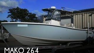 Used 2006 Mako 264 For Sale In Atkinson, New Hampshire