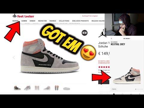 LIVE COP* Air Jordan 1 Retro High OG