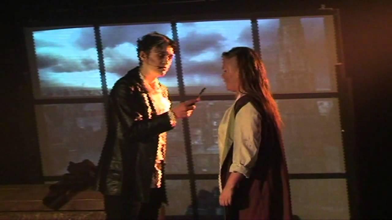 Frøslevlejrens Efterskole præsenterer Sweeney Todd