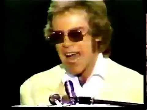 Elton John - Burn Down The Mission (Live at the Royal Festival Hall 1972) HD