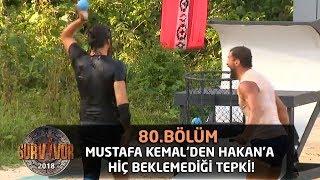 Mustafa Kemal'den Hakan'a hiç beklemediği tepki!
