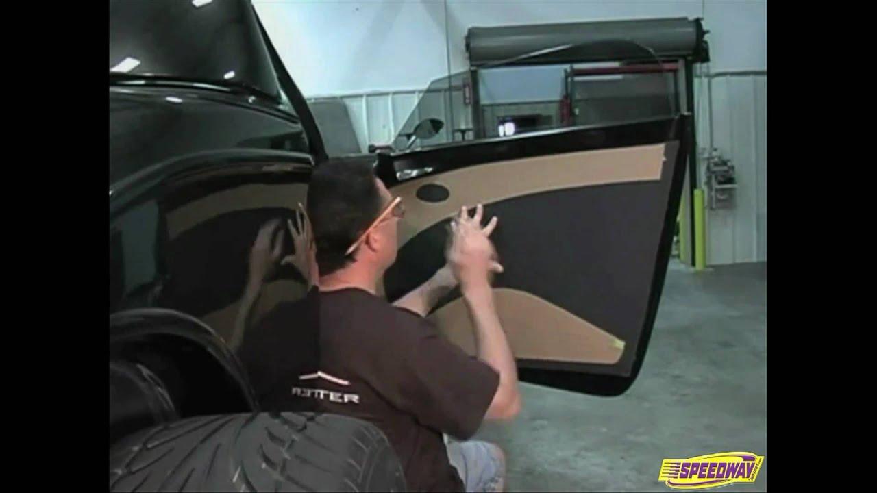 Hagan Street Rods Modular Door Panel System - YouTube