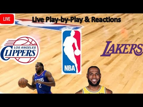 Lakers vs. Clippers: Live stream, start time, TV channel, will LeBron ...