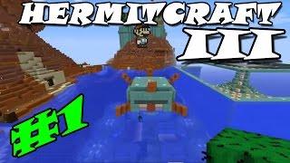 HermitCraft III *LIVESTREAM* END + Tango & Impulse Base Work