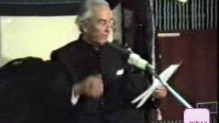 Marsiya - (Mir Anees) 01,  Yawar Abbas (BBC Urdu Service)
