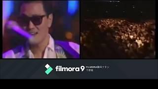 夜ヒットと 井上陽水・玉置浩二ライブのコラボ!