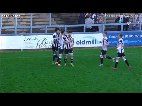 Dorchester Town FC v Bedworth United FC | 07/11/15 | Highlights