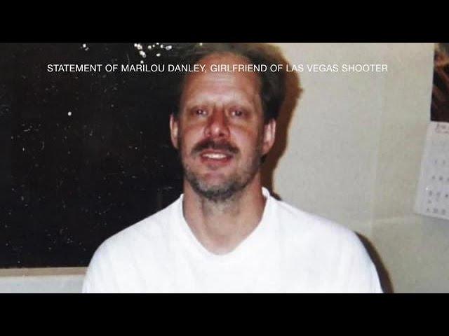 Vegas shooter's girlfriend denies knowledge of planned shooting