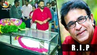 ക്യാപ്റ്റന്  ആദരാഞ്ജലികളുമായി സിനിമ ലോകം | Actor Captain Raju Passes Away| Latest News