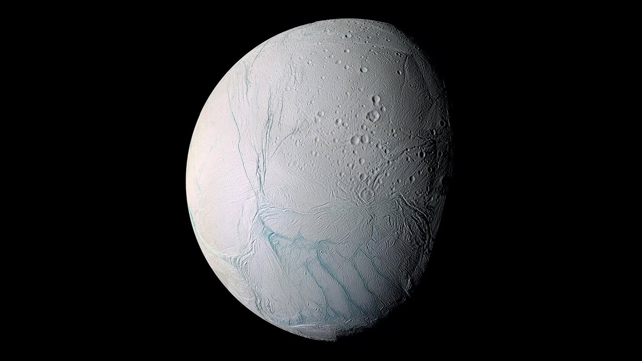 Saturn moon could support life, NASA says