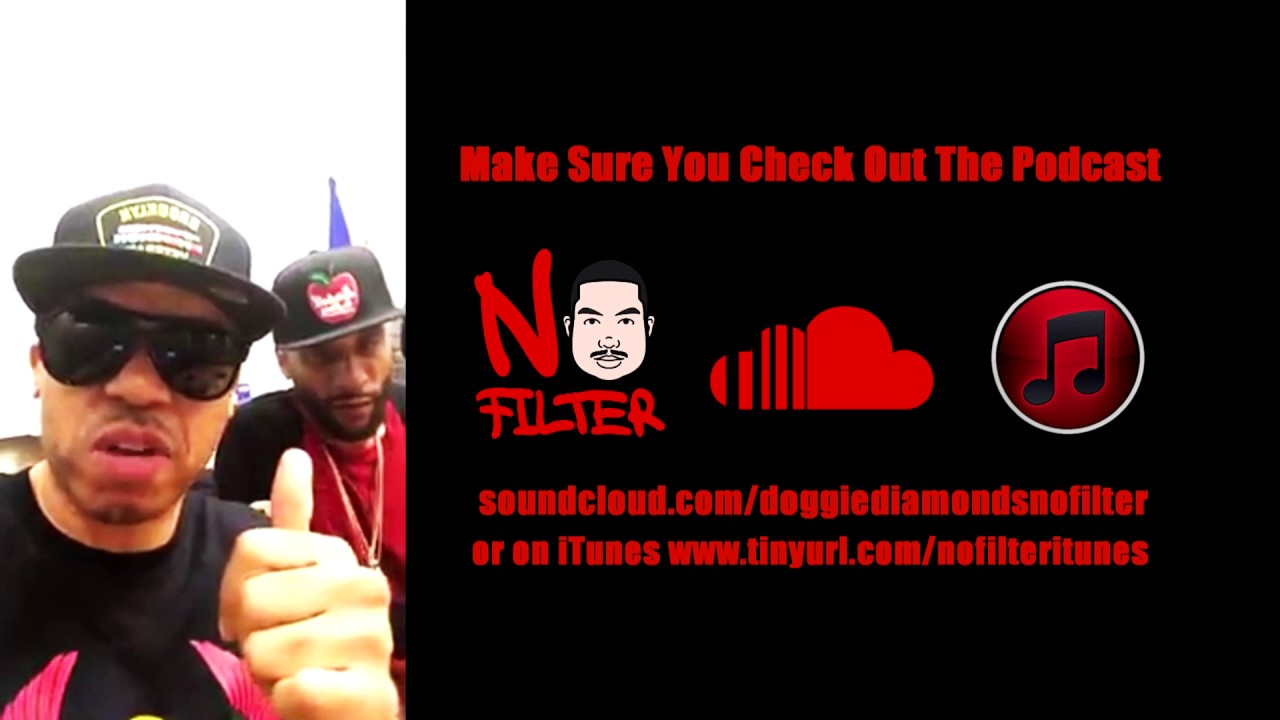 Lord Jamar Did Doggie Diamonds No Filter Podcast (Update)