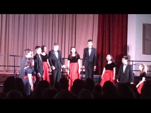 Albany High School Vocal Soul ~ Africa