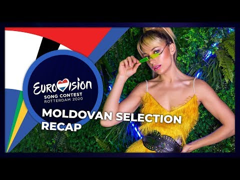 Moldovan National Selction 2020 | RECAP