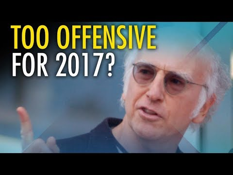 Why SJWs hate Curb Your Enthusiasm