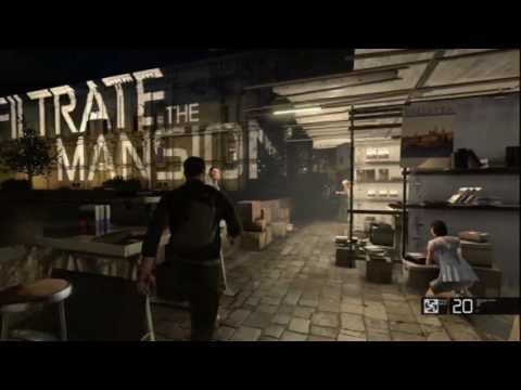 Tom Clancys Splinter Cell: Conviction: E3 2009 - Gameplay - Trailer #2