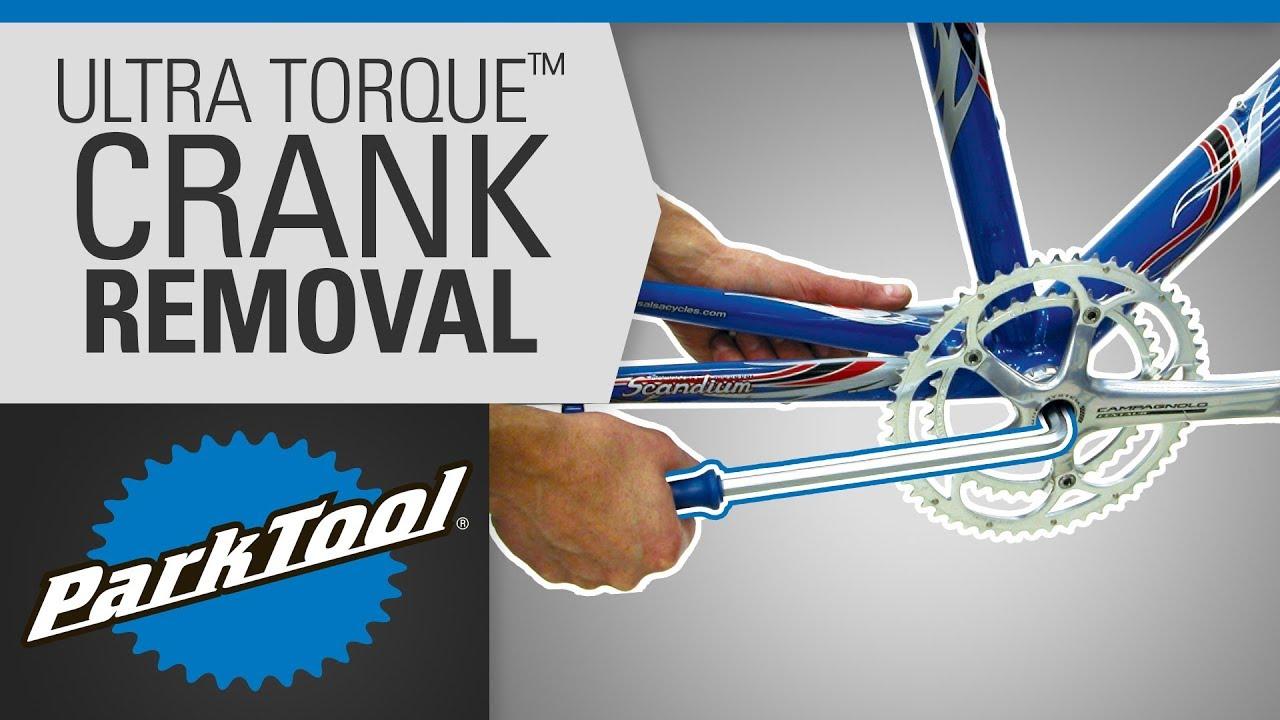 Crank Removal and Installation - Campagnolo® Ultra-Torque™