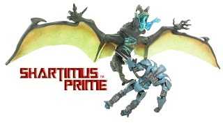NECA Pacific Rim Winged Otachi Deluxe Movie Action Figure Review