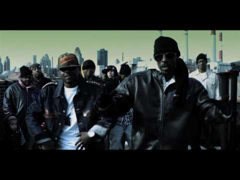 "Capone-N-Noreaga Feat. Imam T.H.U.G. & Musaliny- ""Thug Planet"" (Official Video)"