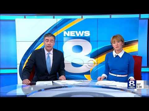 WROC-TV News 8 @ 5 - 10/26/2017