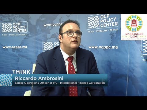 Riccardo Ambrosini - Green climate investments : Involving all stakeholders